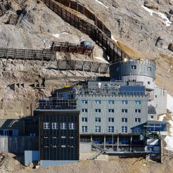Schneefernerhaus Zugspitze